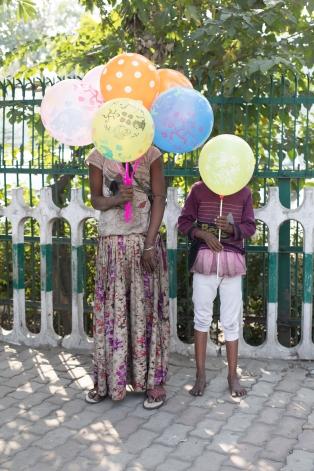Balloon Sellers