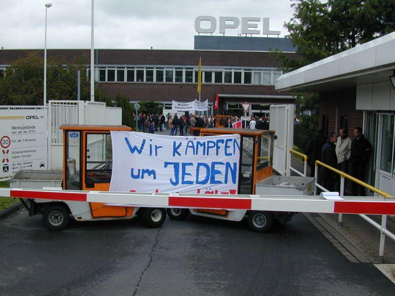 opel streik 4